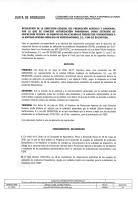 Resolución ITEAF